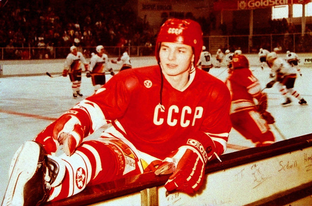 Сергей Федоров в сборной СССР