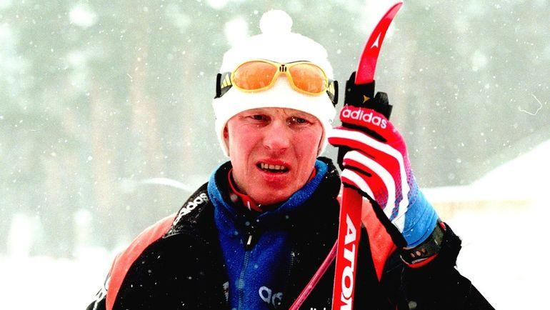 Сергей Чепиков - лыжник