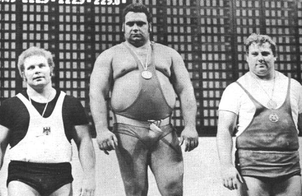 Василий Алексеев - олимпийский чемпион 1972 года