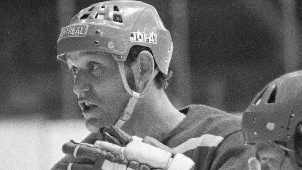 Владимир Петров - хоккеист