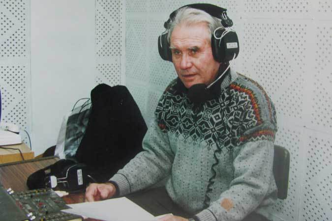 Владимир Маслаченко - комментатор