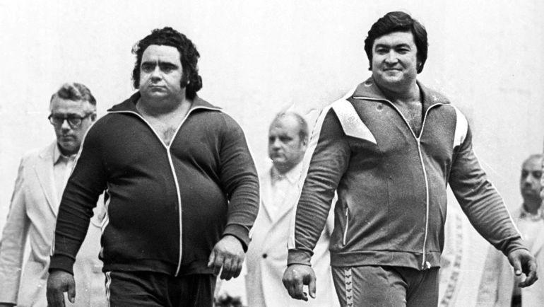 Василий Алексеев на Олимпиаде-1980