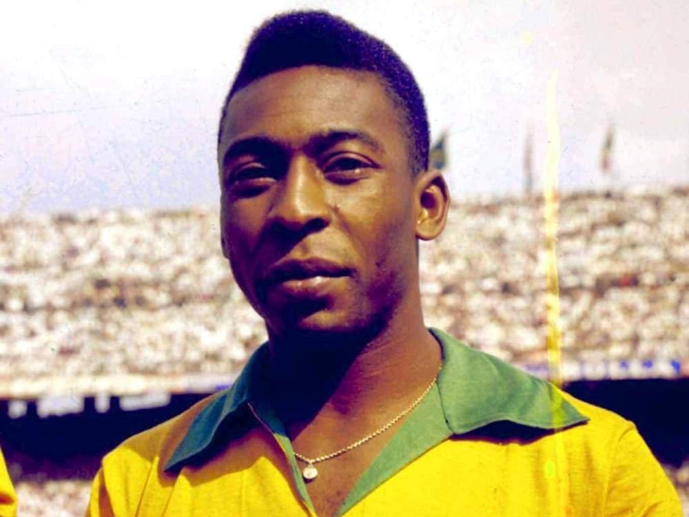 Пеле - лидер сборной Бразилии