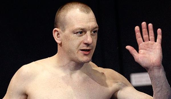 Дмитрий Саутин - олимпийский чемпион 1996 года