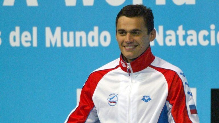 Александр Попов - чемпион мира-2003