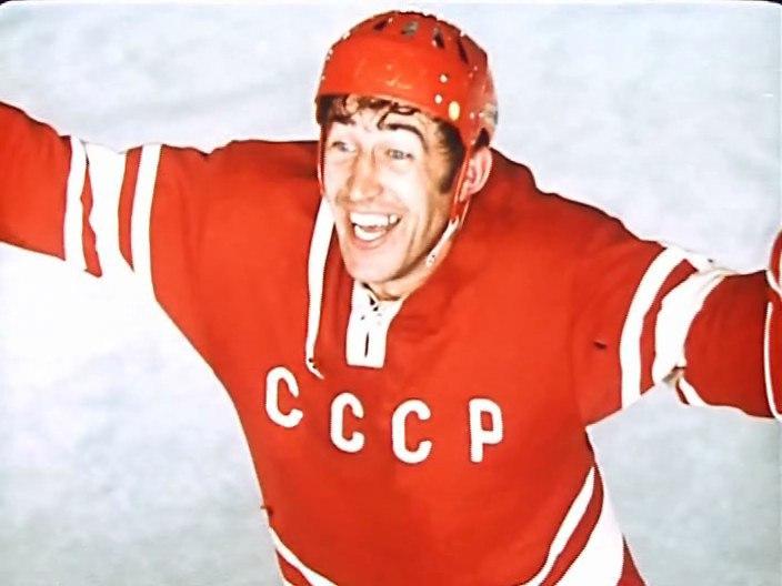 Анатолий Фирсов - трехкратный олимпийский чемпион в составе сборной СССР