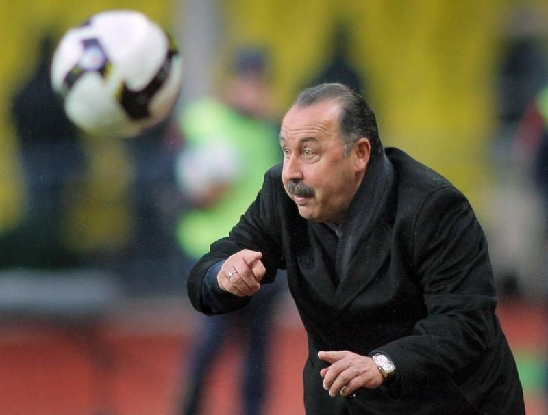 Валерий Георгиевич Газзаев - главный тренер ЦСКА