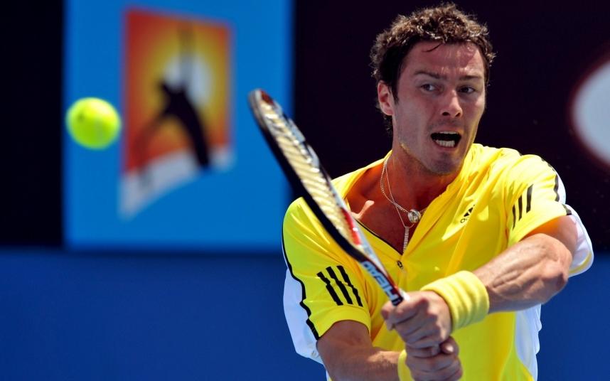 Марат Сафин на Australian Open