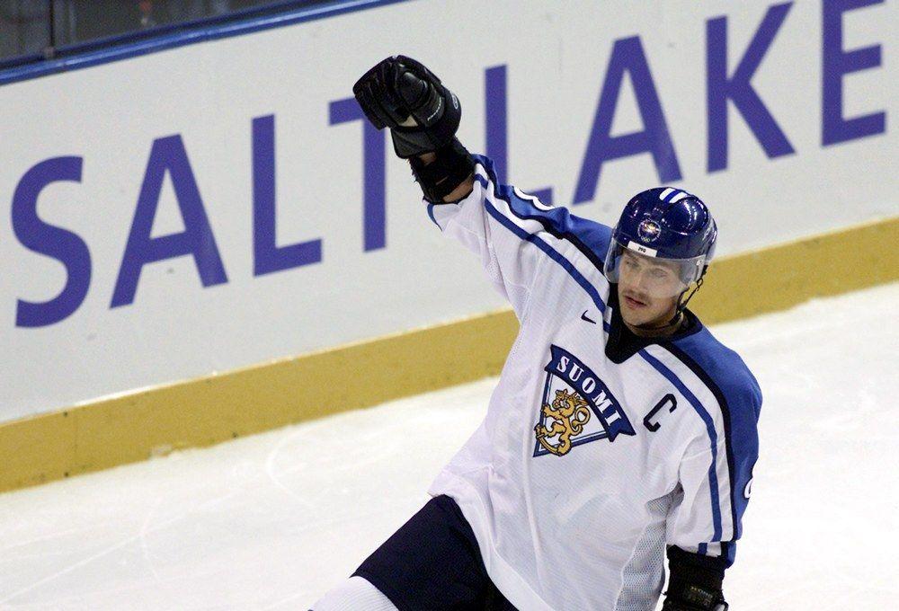 Теему Селянне в сборной Финляндии