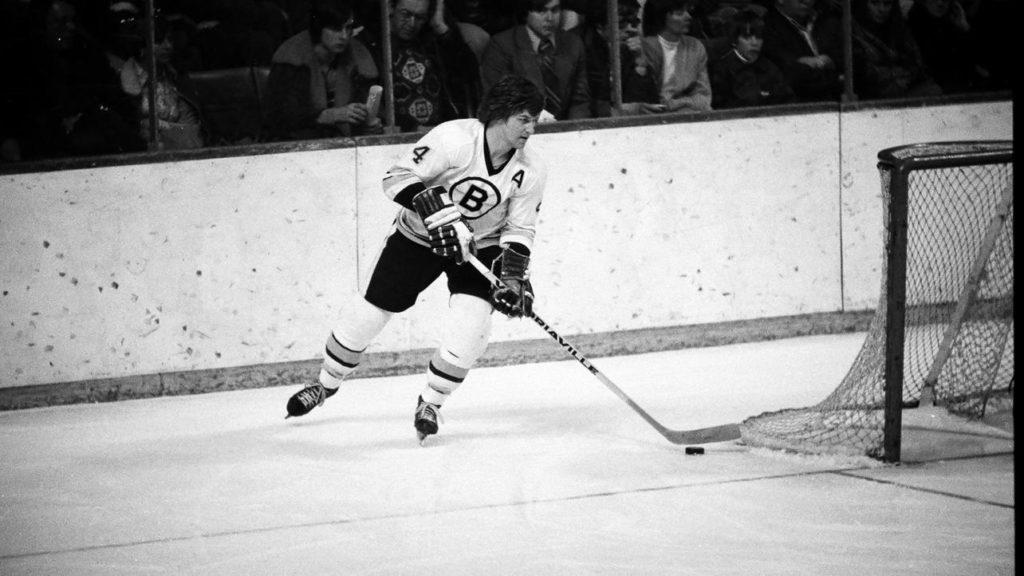 Бобби Орр - легенда НХЛ