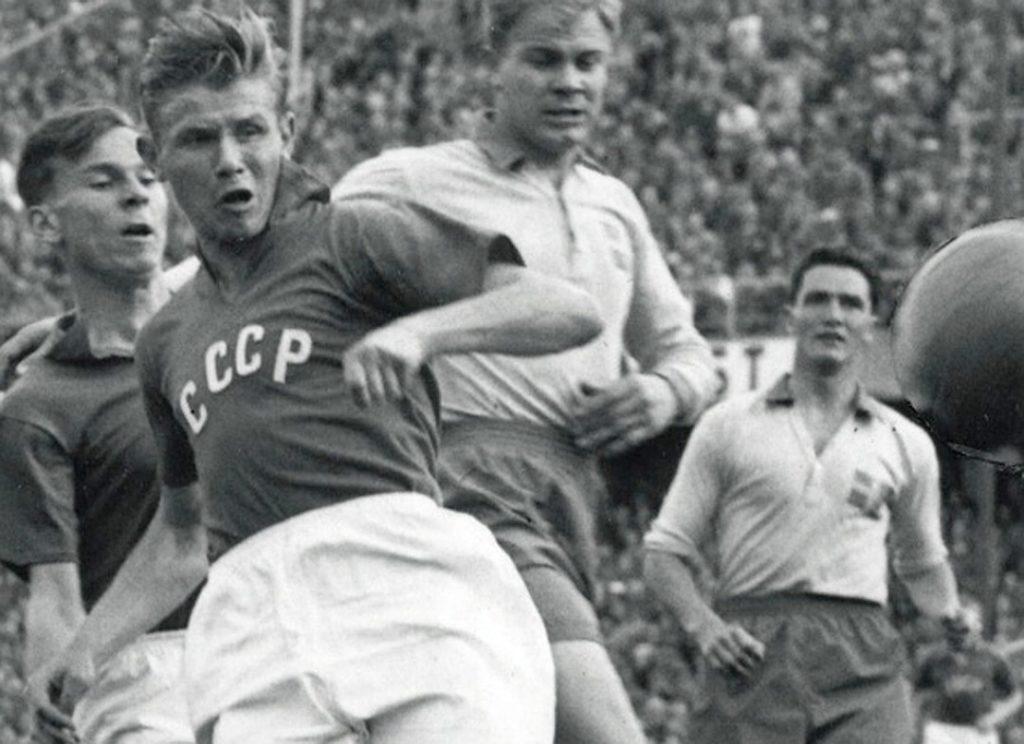Эдуард Стрельцов в сборной СССР