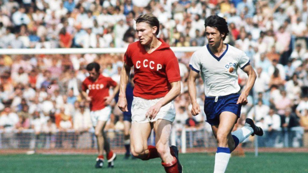 Олег Блохин - рекордсмен сборной СССР по матчам и голам
