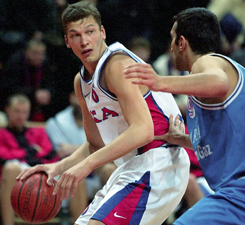 Сергей Панов - баскетболист ЦСКА