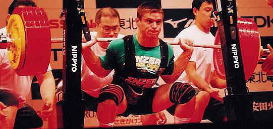Алексей Сивоконь - присед 305 кг