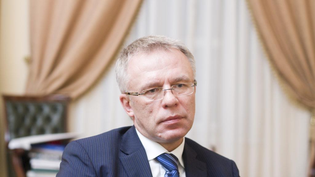 Вячеслав Фетисов - руководитель Федерального агентства по физической культуре и спорту